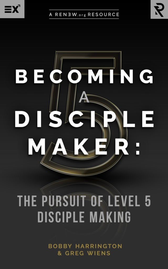 Image for Becoming a Disciple Maker: The Pursuit of Level 5 Disciple Making
