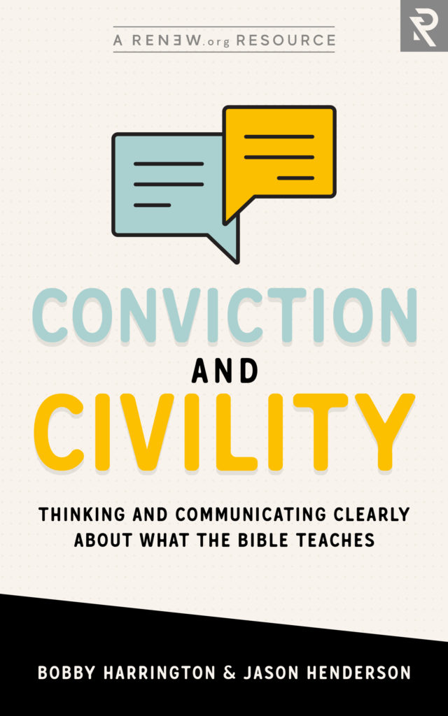 Image for Conviction and Civility