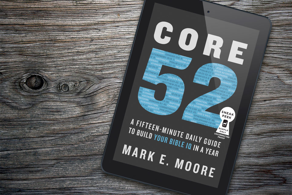 Image for Mark Moore on Life, Legacy, and Core 52